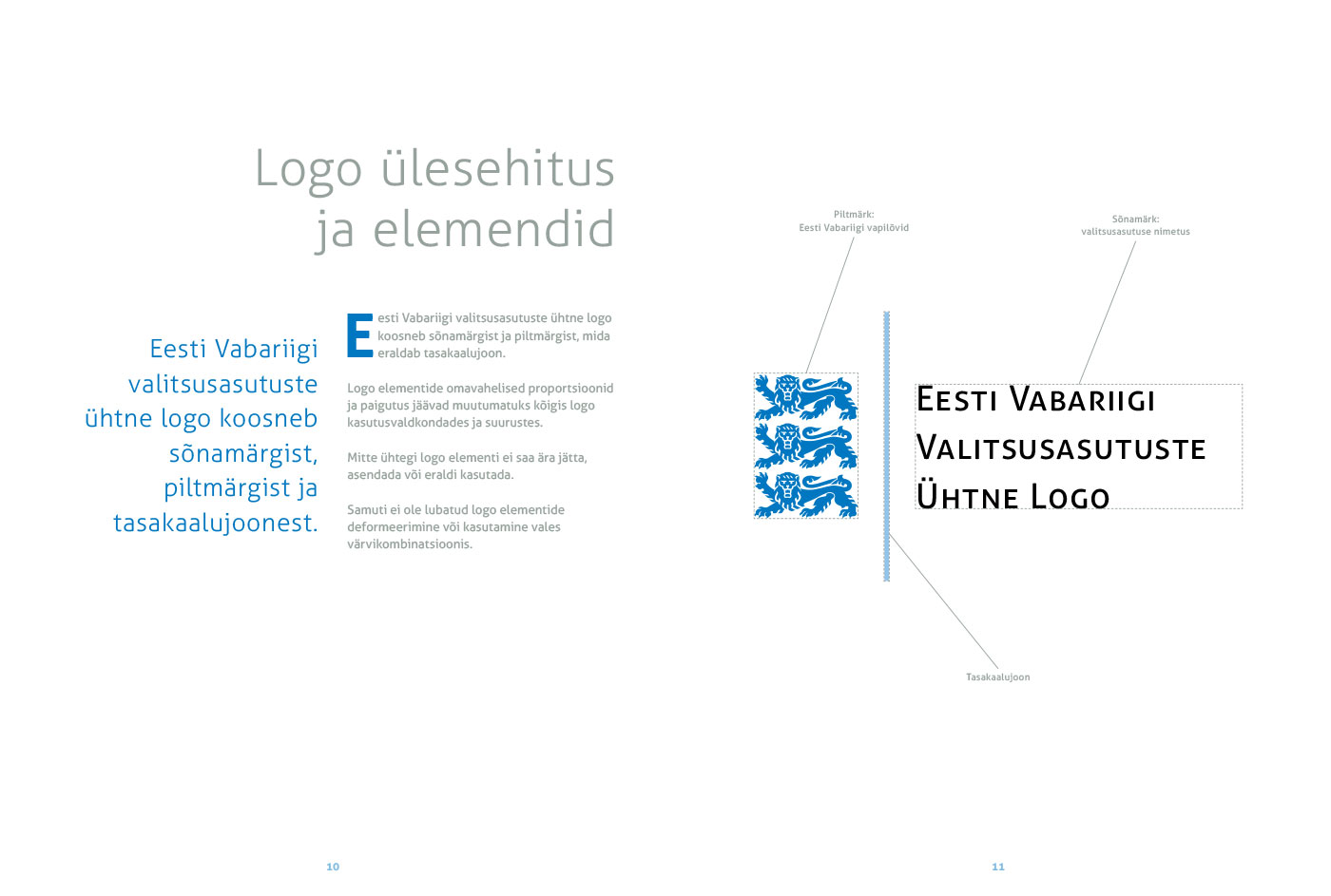 Eesti Vabariigi logo